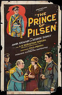 <i>The Prince of Pilsen</i> 1926 film by Paul Powell