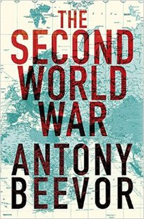 <i>The Second World War</i> (book) book by Antony Beevor