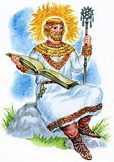Koliada (deity) depictions of folk fest Koliada