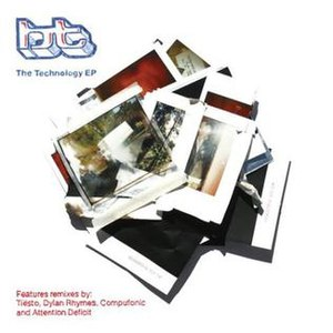 The Technology EP - Image: The Technology EP