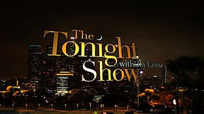 Picture of a TV show: The Tonight Show With Jay Leno