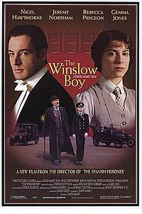 The Winslow Boy (1999 film) - Wikipedia, the free encyclopedia