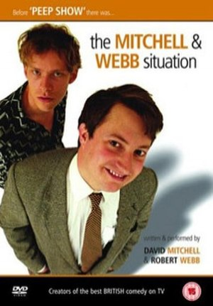 The Mitchell and Webb Situation - The Mitchell and Webb Situation DVD cover.
