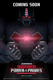 Transformers: Power of the Primes - Wikipedia