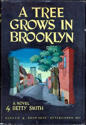 The New York Times Fiction Best Sellers of 1944 - A Tree Grows in Brooklyn spent 22 weeks at the top of the NYT bestsellers list in 1944