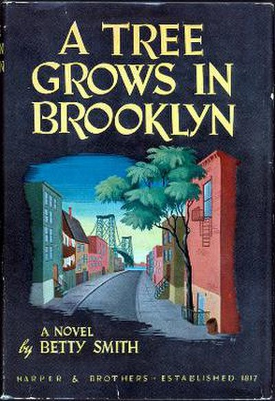 Picture of a book: A Tree Grows In Brooklyn