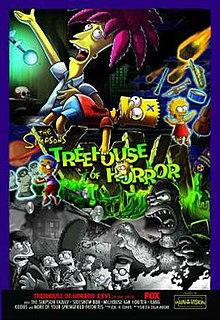 Treehouse of Horror XXVI 5th episode of the twenty-seventh season of The Simpsons