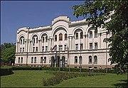 Banski dvor in Banja Luka