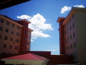 Ateneo de Manila University Dormitory