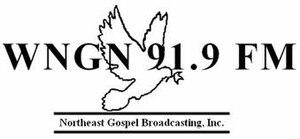 WNGN (FM) - Image: WNGN logo