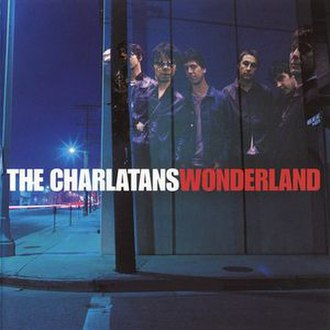 Wonderland (The Charlatans album) - Image: Wonderlandcharlatans cover