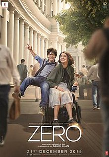 Zero Movie Review Poster