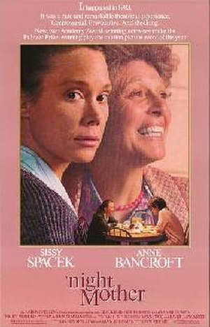 'night, Mother (film) - Film poster