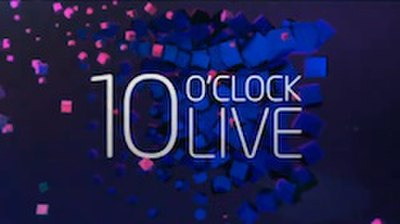 Picture of a TV show: 10 O'clock Live