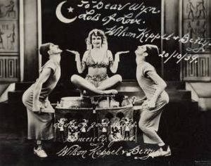 Wilson, Keppel and Betty - Eccentric dance act