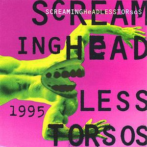 1995 (Screaming Headless Torsos album) - Image: 1995 album cover