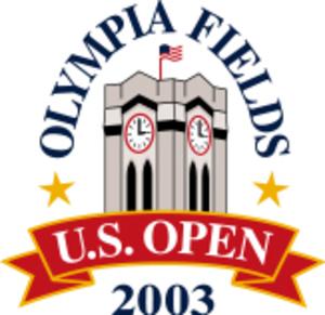 2003 U.S. Open (golf) - Image: 2003Open Logo
