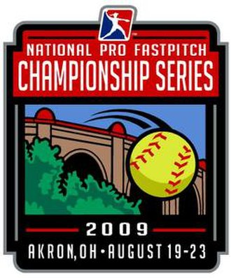 2009 National Pro Fastpitch season - Image: 2009 NPF Championship