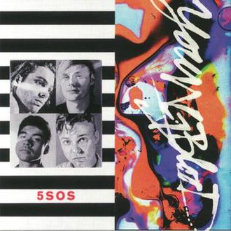 Youngblood (5 Seconds of Summer album) - Image: 5 Seconds of Summer Youngblood Vinyl Cover
