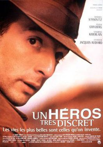 A Self Made Hero - French poster