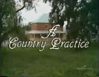 <i>A Country Practice</i> Australian television series