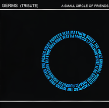A Small Circle of Friends- Germs album cover.png