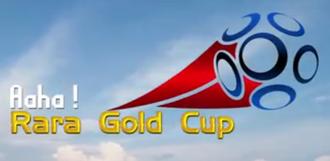 Aaha! Gold Cup - Image: Aaha Rara Gold Cup Logo