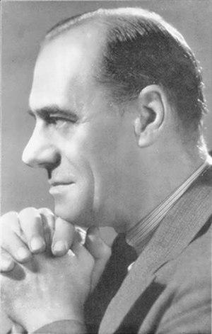 Edmund Willard - Edmund Willard's 1939 Spotlight photo