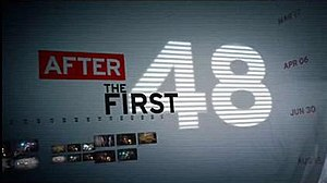 After the First 48 - Opening title card