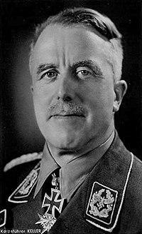 Alfred Keller German general