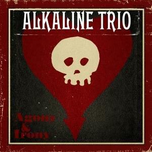 Agony & Irony - Image: Alkaline Trio Agony & Irony cover