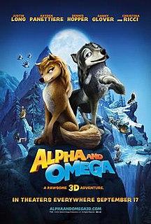 <i>Alpha and Omega</i> (film) 2010 American computer animated film