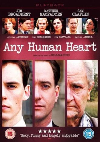 Any Human Heart (miniseries) - Image: Any Human Heart (miniseries)