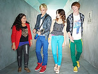 Austin & Ally - Image: Austinand Ally Cast