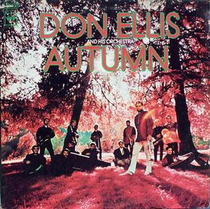 Autumn (Don Ellis album) - Image: Autumn (Don Ellis album)