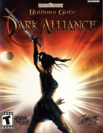 Baldur's Gate: Dark Alliance - Image: Baldur's Gate Dark Alliance