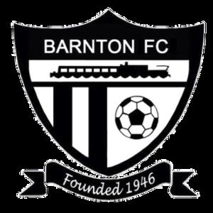 Barnton F.C. - Image: Barnton FC Logo