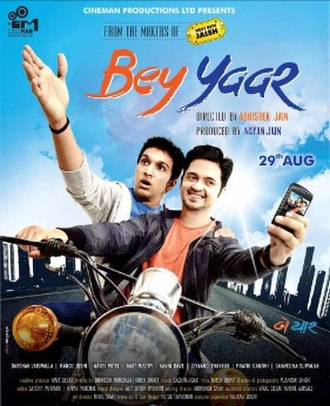 Bey Yaar - Official poster