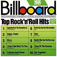 List of Billboard 200 number-one albums of 1969 - Wikipedia