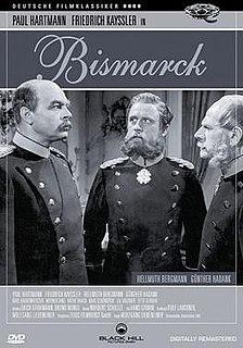 <i>Bismarck</i> (1940 film) 1940 film by Wolfgang Liebeneiner