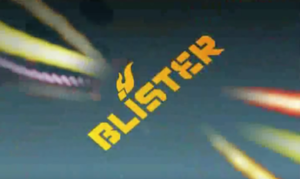 Blister (TV series) - Image: Blister title