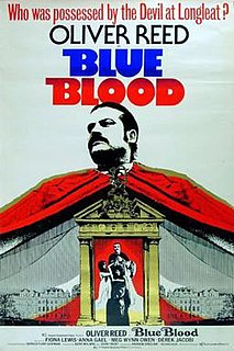 <i>Blue Blood</i> (1973 film) 1973 film by Andrew Sinclair
