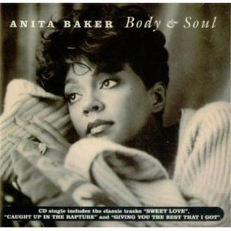 Body and Soul (Anita Baker song) - Image: Body and Soul by Anita Baker (1994)