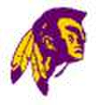 Ypsilanti High School - Braves logo