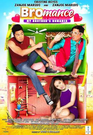 Bromance: My Brother's Romance - Theatrical movie poster