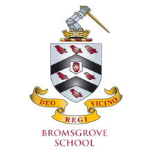 Bromsgrove School Crest of Arms.png
