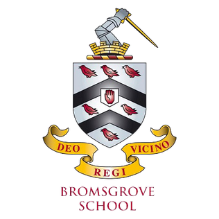 Bromsgrove School Crest of Arms