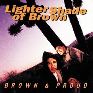 Brown & Proud - Image: Brown and Proud