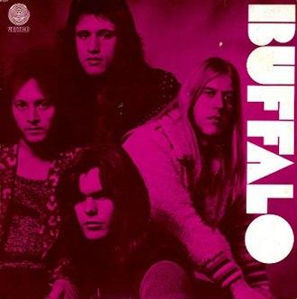 Buffalo (EP) - Image: Buffalo (EP)