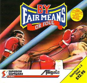 By Fair Means or Foul aka Pro Boxing Simulator